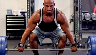 Christian Thibaudeau preinicio hang power clean