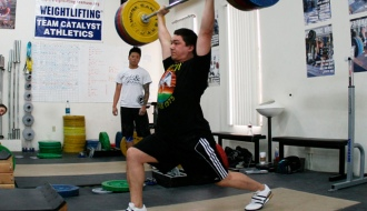 Split Jerk Catalyst Athletics Greg Everett